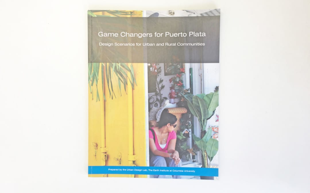 Game Changers for Puerto Plata: Design Scenarios for Urban and Rural Communities