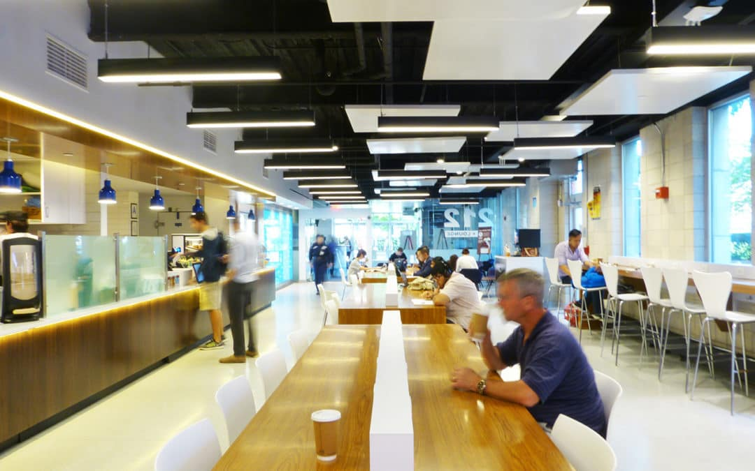 Alfred Lerner Hall Cafe 212- Columbia University